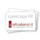 Biglietti da visita 85x55 mm - Colorcopy FR