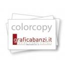 Biglietti da visita 85x55 mm - Colorcopy