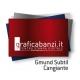 Biglietti Visita 85x55 mm - Cartoncino Gmund Subtil Scuro