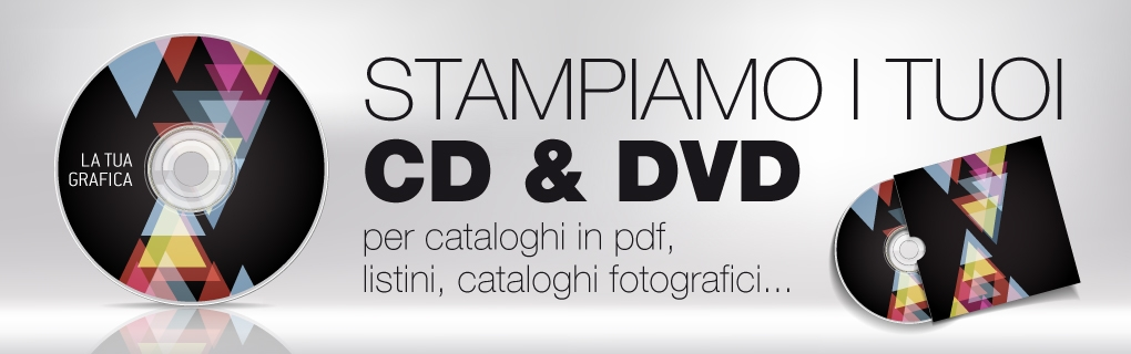 Stampa CD e DVD